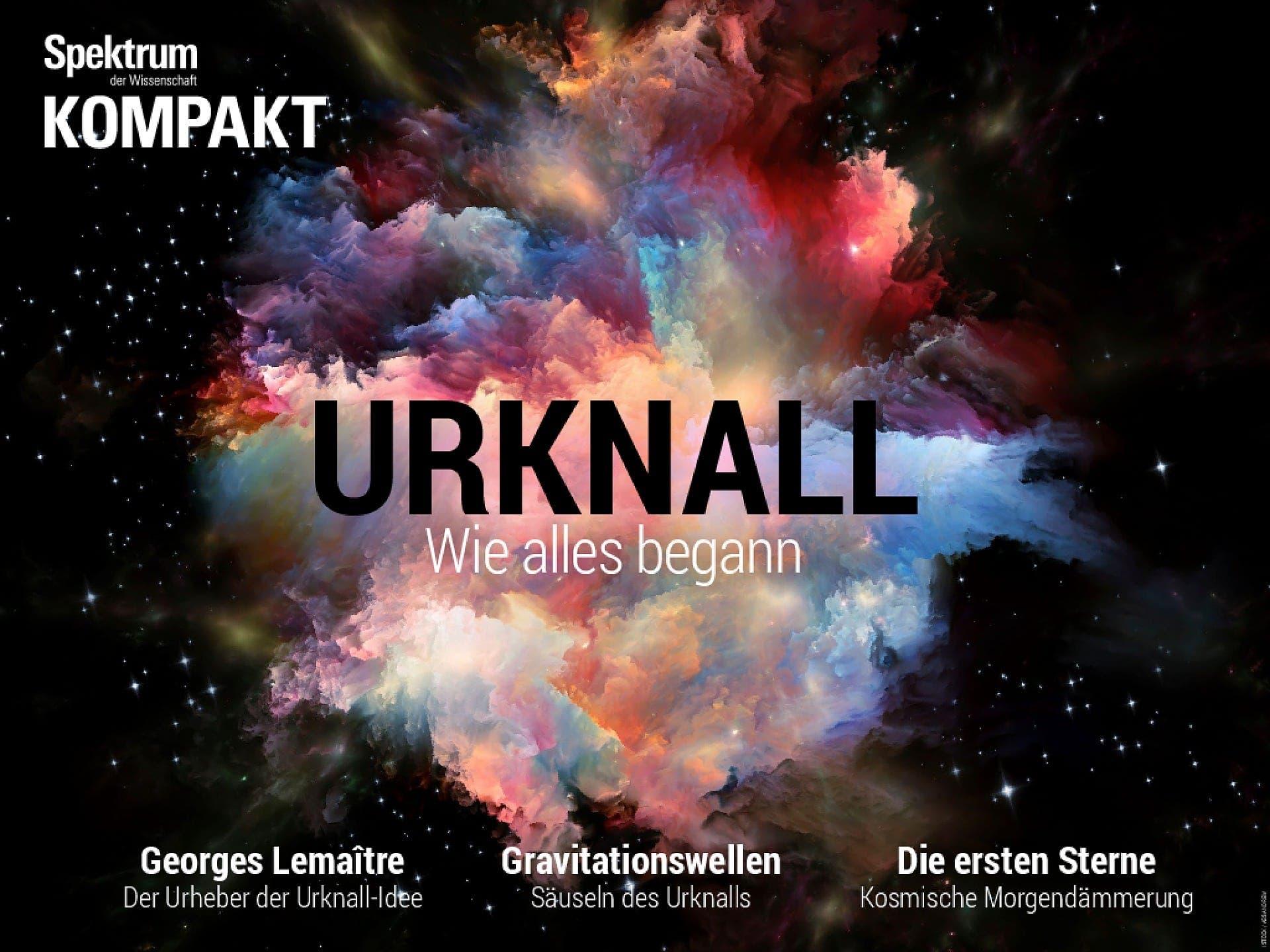 Urknall - Wie alles begann