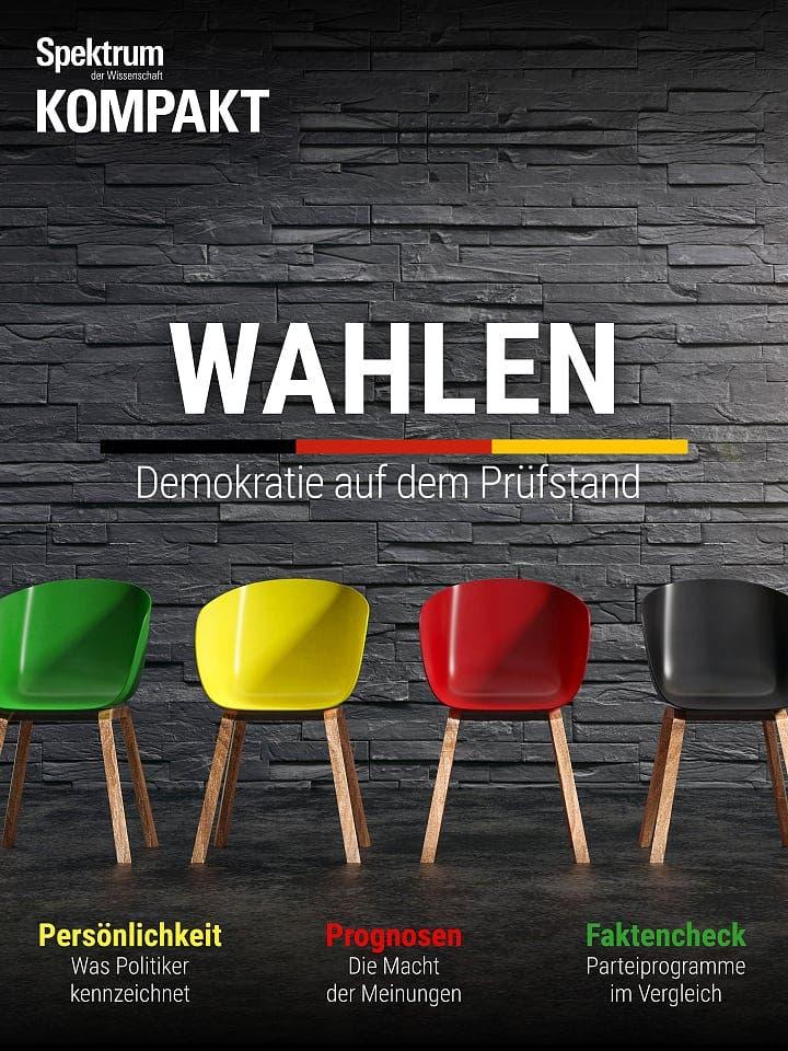Spektrum Kompakt:  Wahlen – Demokratie auf dem Prüfstand