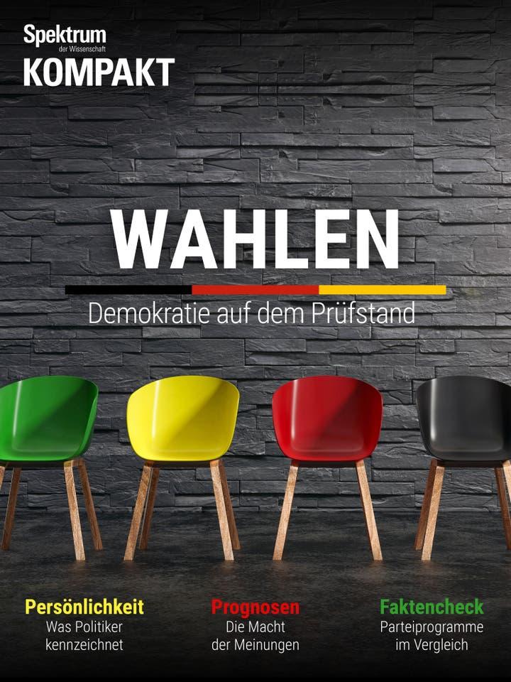 Wahlen – Demokratie auf dem Prüfstand