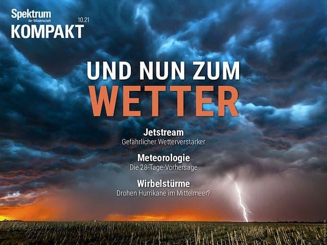 Spektrum Kompakt:  Und nun zum Wetter