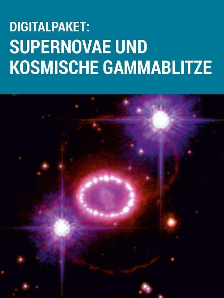 Supernovae und kosmische Gammablitze